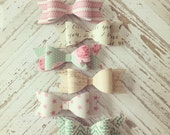 Half Dozen Paper Bows