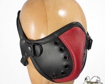 Leather Steampunk Mask Colors