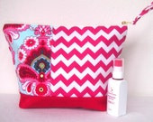 Thanksgiving /Baby diaper bag /Large make-up bag/New Mom Gift