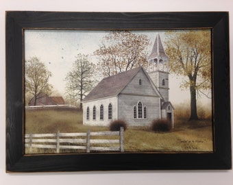 Country wall Decor,Sunday Go To Meetin,Country Church Wall Decor,Billy Jacobs, 141/2x201/2