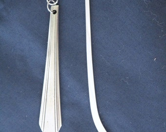 Vintage Silverware Bookmark
