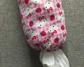 Hello Kitty Plastic Bag Dispenser
