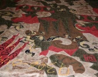 Mod Rayon Fabric