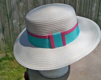 simple summer hat   boutique  KATES CANADA