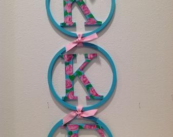 Greek letters kappa kappa gamma