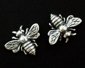 Sterling Silver Honey Bee