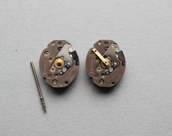 Vintage Battery Watch Movements BW4