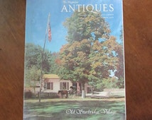 The Magazine Antiques - October 1979 Issue  - Original Copy – Vintage Collectible Magazine