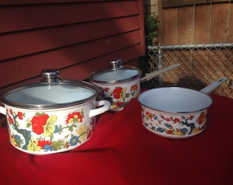 70's cookware collection