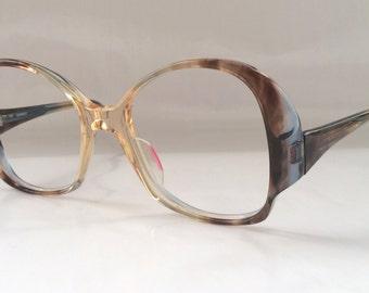 80s Vintage German Marwitz 'Yves Chantal' Ladies/Child Petite Eyeglasses