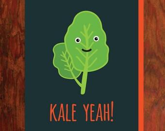 Kale Yeah - Blank Inside