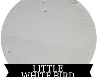 Matte White Eyeshadow LITTLE WHITE BIRD