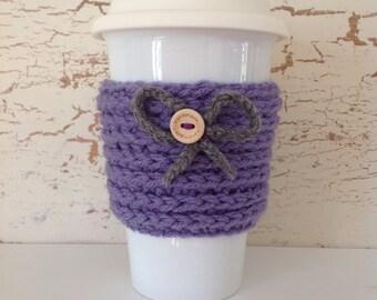 Coffee cozy cup Ecofriendly