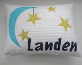 A Custom Reach for the Stars pillow for kryde
