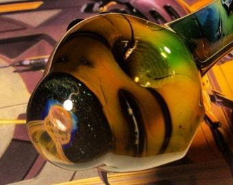 Custom Full Terra Nova Chameleon Spoon with Space Window