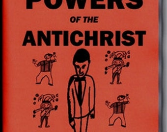 DARK POWERS of the ANTICHRIST Book