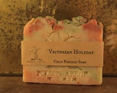 Victorian Holiday Cold Process Soap