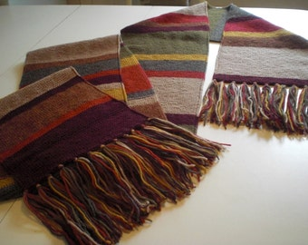 Doctor Who Scarf - Made to order