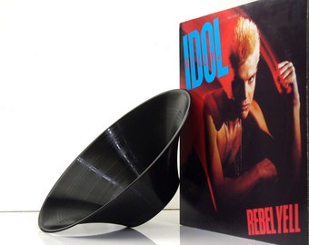 The Billy Idol Rebel Yell GrooveBowl