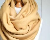 CHUNKY Infinity Scarf, infinity scarf, extra CHUNKY snood, winter scarf, cozy snood, sweatshirt jersey scarf