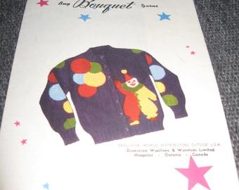 Knit O Graf Sweater Pattern