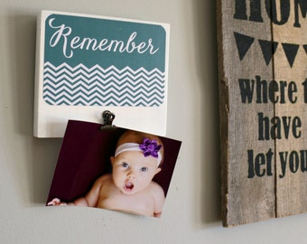 REMEMBER - Clip Picture Display