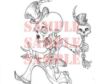 Voodoo Skullman