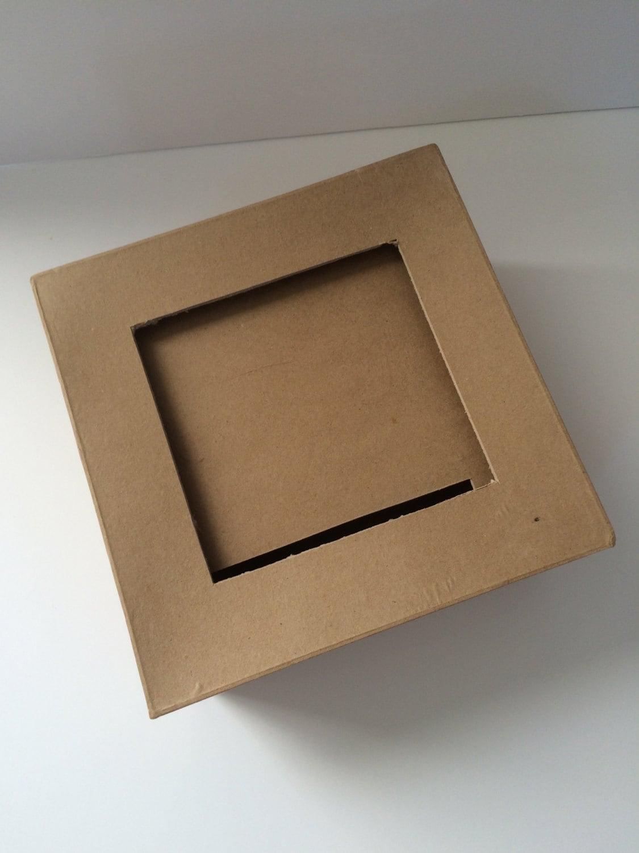 DIY Wedding Card Box, Rustic Wedding Card Holder, Gift Card Holder ...