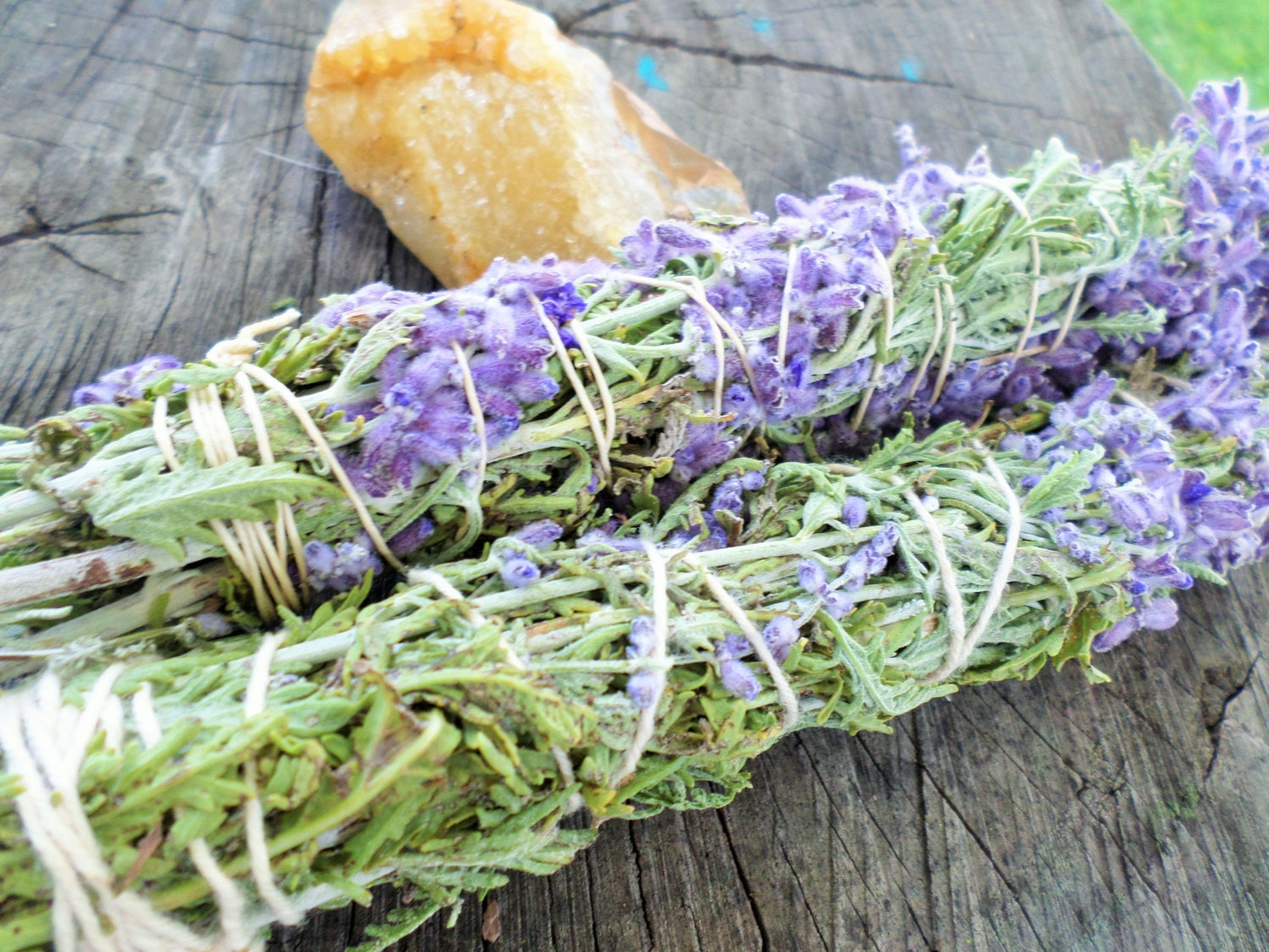 Blue Sage Smudge Sticks 7 8 Inch By Beadingonabudget On Etsy
