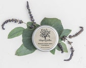 Natural Hand and Cuticle Salve - Lavender, Lemongrass, Tea Tree or Peppermint & Clove