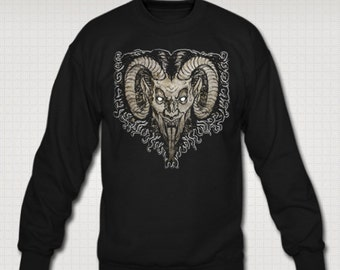 Krampus Nacht sweat shirt