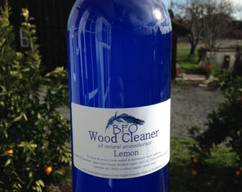 "Lemon Wood ""Protectant"" Cleaneer 16 oz ECO- REFILL Size"