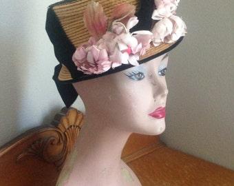 Vintage Edwardian Hat