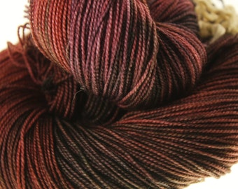 Made To Order Pick Your Base Kettle Dyed - Angry Aphrodite - 400 yards