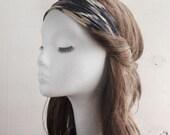 Reserved item   Boho headwrap, Turkish, Silk Ikat, Headband, Beach head wrap , Summer head wrap, fabric headwrap, modern head wrap