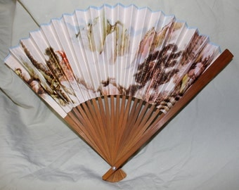 Hand-Held Chinese Fan