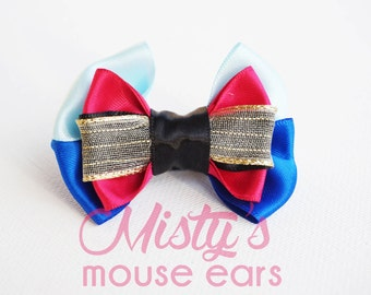 Inspired Anna Slider Bow for Magicband