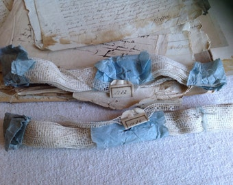 Antique Lace Vintage Lace Trim, French Lace Insert Ballet & Dolls. 10yd Vintage Wedding, Furnishings