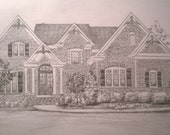 Sketch of Your Home- Luxury
