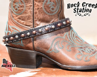 Spotted Boot Belts to Intensify your Cowgirl Attitude!