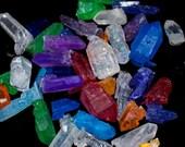Resin Crystal Grab Bag - five crystals