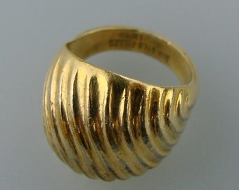 10K Gold-Filled Child's  Ring