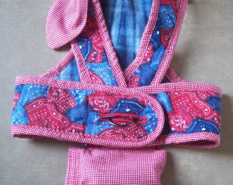 Cowboy Dog Harness