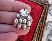 Antique French Victorian Lion Paw Charm, Old World Talisman for the Passionate, by RusticGypsyCreations