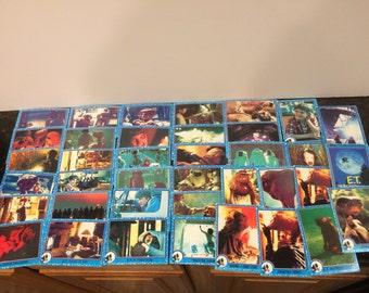 38 Vintage ET Cards