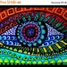 Marked Down 50% - Human Eye Art Print Poster by Heather Galler Ophthalmology  (HG11221)