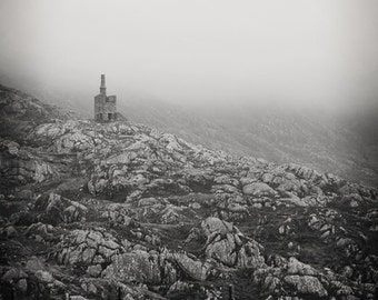 St Patricks Day, March, Allihies, Ireland, Beara Peninsula, Irish, Mining, Man Engine, Puxley, Caha Mountains, Margaret Dukeman