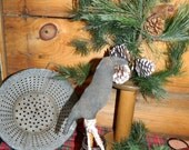 Primitive Crow On Spindle-FAAP