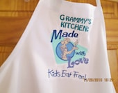 Grammys Kitchen- Made with Love-kids eat free