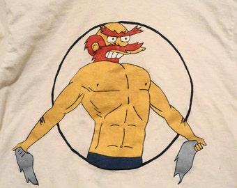 Janitor William Vintage Inspired Medium T Shirt